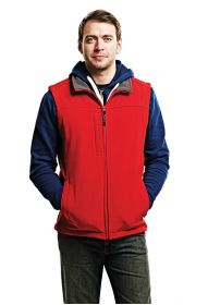 Regatta Mens Flux Softshell Bodywarmer