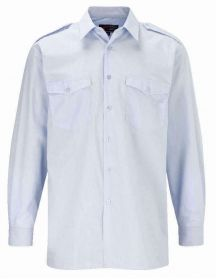 Pilot Shirt With Long Sleeves