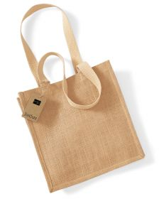 Westford mill Jute Compact Tote W406