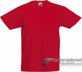 Fruit of the Loom 61033 Red