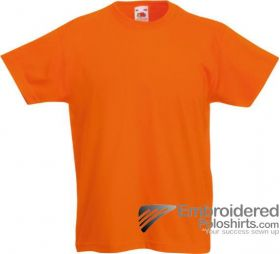 Fruit of the Loom 61033 Orange