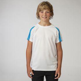 AWDis Cool Kids contrast cool T Shirt: JC03J