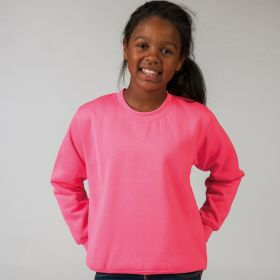 AWDis Hoods Kids electric sweatshirt: JH34J