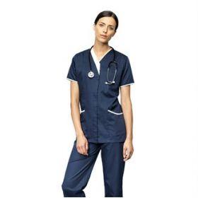 PR605 Premier Daisy healthcare tunic