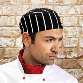 PR653 Premier Chef's skull cap