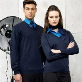 PR694 Premier V-neck knitted sweater