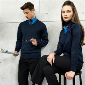 PR696 Premier Women's v-neck knitted sweater