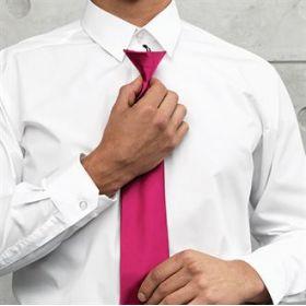 PR755 Premier 'Colours' satin clip tie