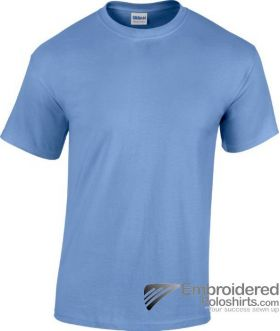Gildan Heavy Cotton T-Shirt-pantone 659C Carolina Blue