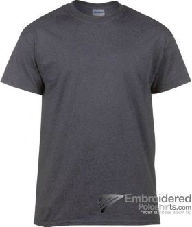 Gildan Gildan Heavy Cotton T-Shirt-pantone 7540C Tweed