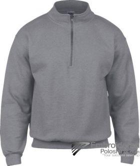 Gildan Gildan Adult Vintage 1/4 Zip Sweatshirt-pantone CG7C Sport Grey