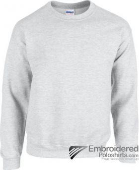 Gildan Heavy Blend  Adult Crewneck Sweatshirt-pantone CG3C Ash