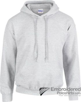 Gildan Heavy Blend  Adult Hooded Sweatshirt-pantone CG3C Ash