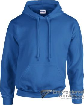 Gildan Heavy Blend  Adult Hooded Sweatshirt-pantone 7686C Royal