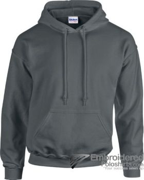 Gildan Heavy Blend  Adult Hooded Sweatshirt-pantone CG10C Charcoal