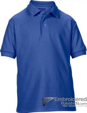 Gildan Gildan DryBlend Youth Sport Shirt-pantone 7686C Royal