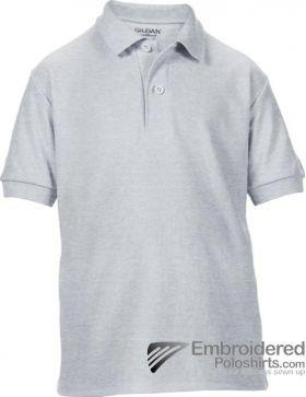 Gildan Gildan DryBlend Youth Sport Shirt-pantone CG7C Sport Grey (RS)