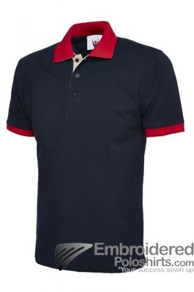 UC107 Navy-Red