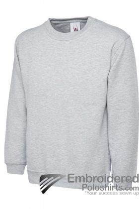 UC201 Heather Grey