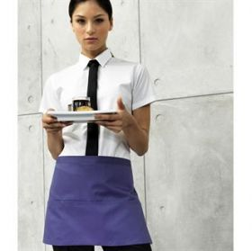 PR155 Premier Colours 3 pocket apron