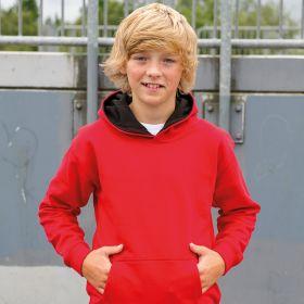 AWDis Hoods Kids varsity hoodie: JH03J